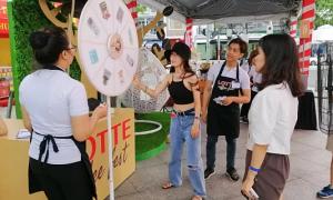 Giới trẻ trải nghiệm cực chất tại lễ hội Lotte Coffee Fest 2019