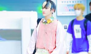 4 nam idol có thời trang sân bay độc đáo 'hết phần thiên hạ'