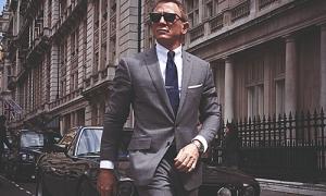 Phần phim mới nhất của điệp viên James Bond hé lộ nhân vật phản diện