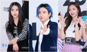 Dàn sao Kpop khoe dáng trên thảm đỏ K-World Festa 2019