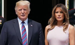 Tổng thống Trump nói nhầm bà Melania quen biết ông Kim Jong-un