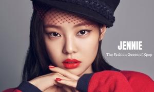 Jennie: 'Tiểu thư nhà giàu' trở thành IT Girl