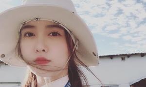 Goo Hye Sun gửi 'lời chào cuối cùng' đến fan