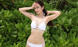 Đường cong của những 'nữ hoàng bikini' Thái Lan