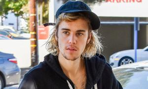 Justin Bieber đứng dậy từ quá khứ sa ngã