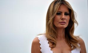 Melania Trump - Đệ nhất Phu nhân bị truyền thông ghét bỏ