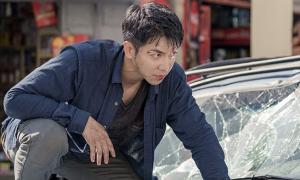 Lee Seung Gi tự đóng cảnh hành động trong 'Vagabond'