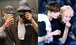 Màn cosplay V-Kook (BTS) khiến fan nhầm lẫn