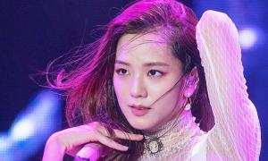 Ji Soo (Black Pink) xuống sắc vì tăng cân