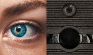 Mắt 10/10 có đoán được vật thể phóng đại?