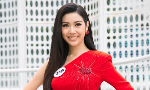 Thúy Vân: Nếu trắng tay tại Miss Universe VN, tôi thấy 'hơi quê'