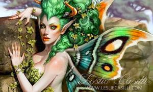 12 chòm sao ma mị với tạo hình 'mỹ nữ quái vật'