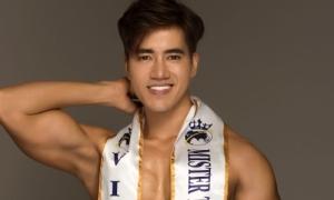 'Chàng trai ăn chay' đăng quang á vương quốc tế