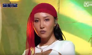 Mamamoo khiến fan kinh ngạc với màn cover 'Good Luck' (AOA)