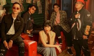 Da LAB kết hợp với Tóc Tiên trong MV đậm drama