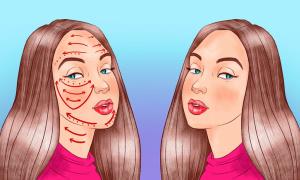 10 động tác giúp da mặt căng mịn