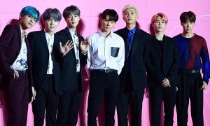 BTS thống trị top 20 nghệ sĩ Kpop bán album chạy nhất 2019