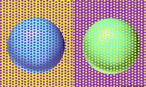 Hai quả bóng này có cùng màu với nhau?