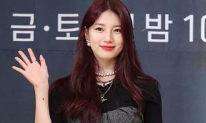 Suzy chọn sai phụ kiện làm mất điểm cả set đồ