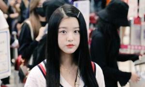 IZONE - Red Velvet đọ phong cách ở sân bay