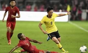 Malaysia triệu tập 25 cầu thủ chuẩn bị đối đầu Việt Nam