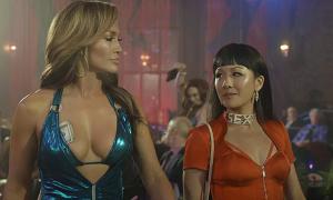 Phim về vũ nữ thoát y bị cấm chiếu vì 'quá khiêu dâm'