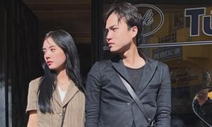 Lâm Á Hân có tình yêu mới sau ly hôn