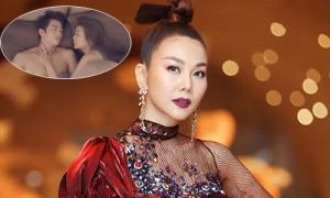 Thanh Hằng: 'Tôi bị trêu như gái mới lớn khi đóng cảnh nóng'