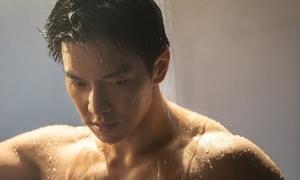 Lee Seung Gi xấu hổ khi quay cảnh tắm trần trong 'Vagabond'
