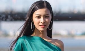 Kiều Loan nói tiếng Anh trong video gửi Miss Grand International