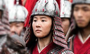 'Hoa Mộc Lan' Lưu Diệc Phi gây tranh cãi với tạo hình giả trai