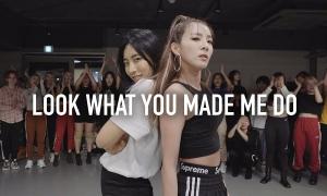 Dara tung video vũ đạo 'Look What You Made Me Do'