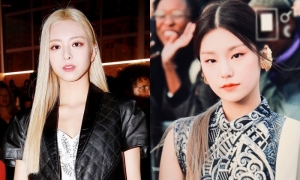 ITZY khoe visual lộng lẫy tại Paris Fashion Week