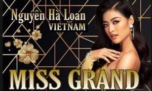 Kiều Loan nhận 'bão like' tại Miss Grand International 2019