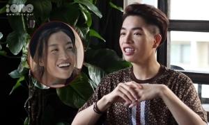 Đức Phúc: 'Tôi buồn cười khi xem Hoa hậu Mỹ Linh đóng Thị Nở'