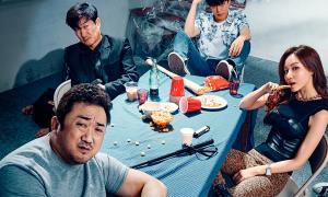 Những thành viên cốt cán trong bom tấn Hàn Quốc 'Bad Guys'