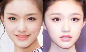 Mỹ nhân Cbiz chứng minh 'đổi lông mày thay luôn khuôn mặt'