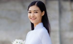 Kiều Loan kêu gọi 'ngưng chiến tranh và bạo lực' ở Miss Grand International