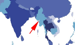 Các 'anh tài' Địa lý thử sức nhận diện quốc gia trên bản đồ (2)