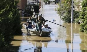 Nhật hủy duyệt binh vì bão Hagibis
