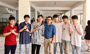 C2 Crew giành tấm vé đầu tiên vào vòng Biểu diễn 'Kpop Dance For Youth'