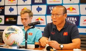 HLV Park Hang-seo cảnh giác với cầu thủ nhập tịch của Indonesia
