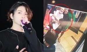Big Hit kiện quán karaoke làm rò rỉ CCTV của Jung Kook
