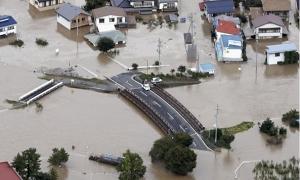 Nhật Bản thiệt hại nặng nề sau siêu bão Hagibis
