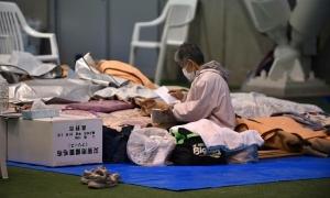Trung tâm tránh bão bị chỉ trích vì từ chối người vô gia cư