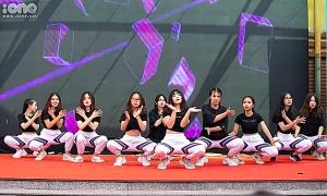 Mở bình chọn tuần 3 vòng Online 'Kpop Dance For Youth'