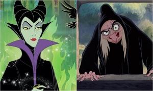 Maleficent hay Phù thủy độc ác: Nhân vật Disney nào đáng sợ nhất?