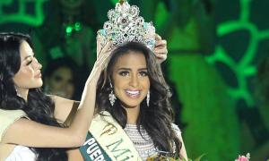 Mỹ nhân Puerto Rico đăng quang Hoa hậu Trái đất 2019