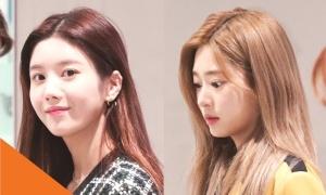 Kim Min Joo (IZONE) diện đồng phục cực xinh ở sân bay
