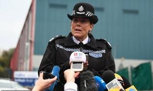 Cảnh sát Anh: 'Chúng ta nợ họ một cuộc điều tra chính xác'